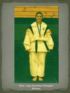 Elyse Gold 1995