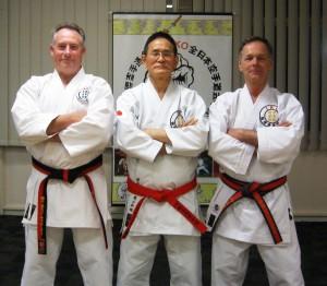 Group 2016 Steve Casserly Yamamoto Alan Burdett